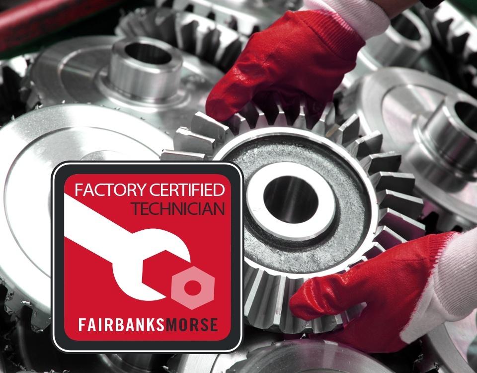 Fairbanks Morse Factory Certified Technicians