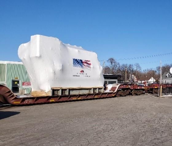 Fairbanks Morse Delivers Four Common Rail Technology Engines for USS John L. Canley