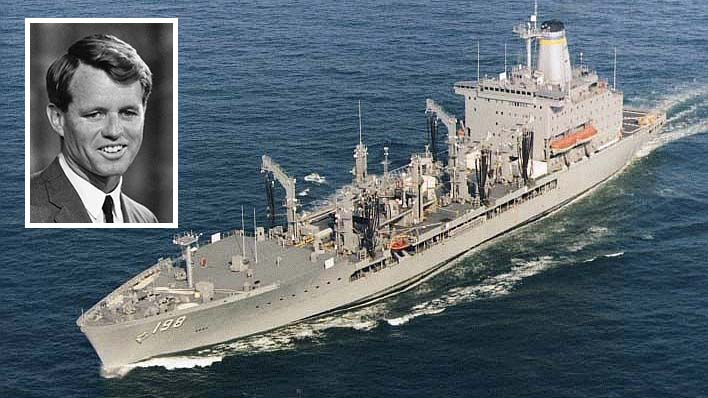 Fairbanks Morse to Power T-AO 208 Replenishment Ship